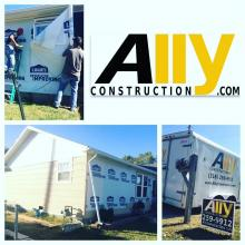 Siding Ally Construction Wichita Roofing Remodeling